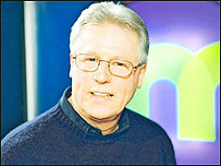 John Craven, BBC presenter