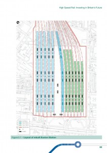 Map of Euston from Consultation document