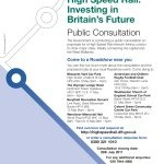 Practical details about HS2 consultation roadshows