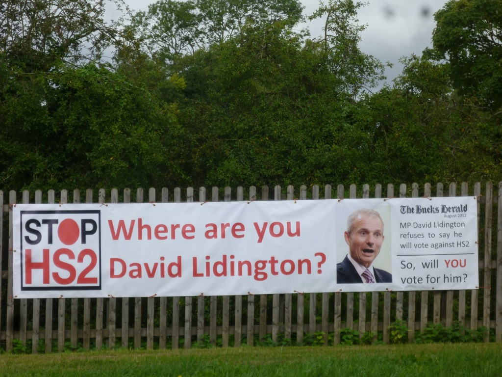 """Where are you David Lidington"""