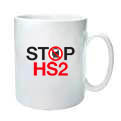 Don't be a mug, visit the Stop HS2 Shop!