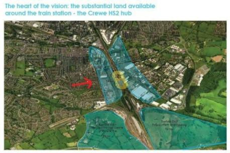 Another HS2 land-grab?