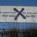 HS2 expected to have an effect on local elections.