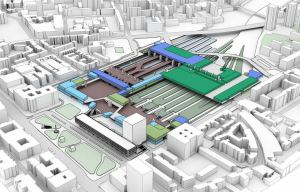euston station revised proposal
