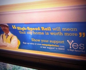 What the defunct Yes campaign would have you believe about property prices.