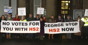 No votes for you with HS2