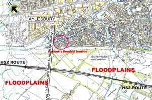 HS2 and the Aylesbury Floodplain