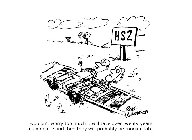 HS2 - No time soon