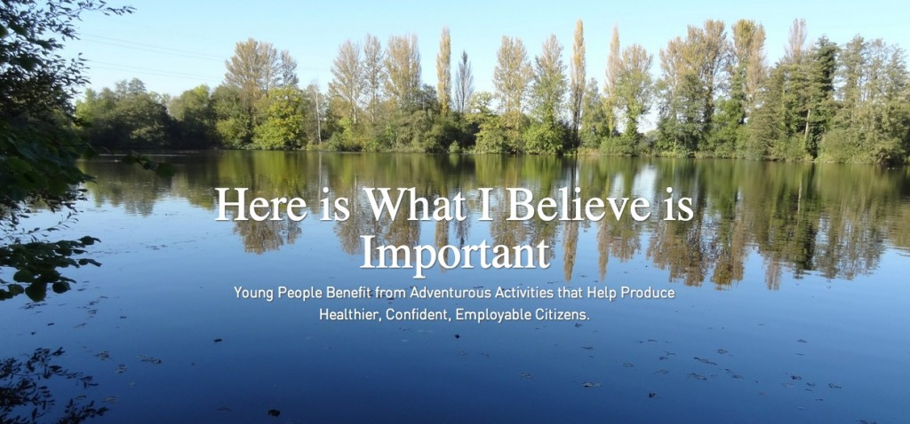 """""""Here Is What I believe is Important"""""""