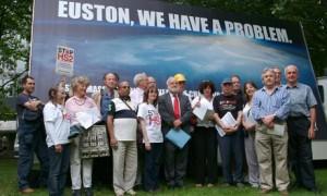 Euston, we have a problem!