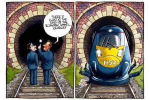Supporting HS2 could be more dangerous than some politicians think.