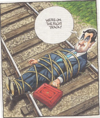 HS2: Are you sure it's a vote winner, George?