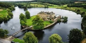 Walton Hall on the Waterton Estate. Yep, HS2 is planned to go through this area.