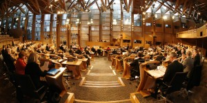 Chamber of Scottish Parlaiment