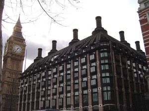 Portcullis House, Palace of Westminster