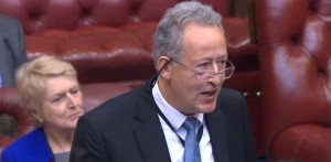 Lord Stevenson of Balmacara speaking in HS2 debate 14/06/2016