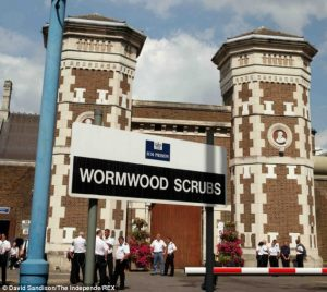 Wormwood Scrubs - Crying Out For High Speed Getaways