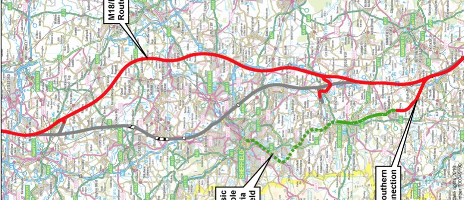 Detail of Phase 2b map