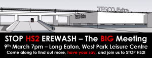 Poster for Erewash Big Meeting