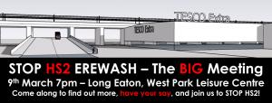 Poster for Erewash Big Meeting