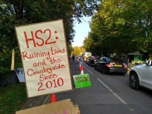 HS2 Ruining Lives and the Countryside since 2010